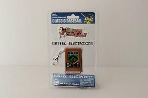 World's Coolest Mattel Electronics Classic Baseball Keychain Game  (22)