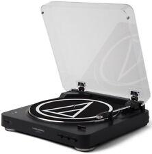 Audio Technica At-lp60bt Bluetooth Turntable - Black