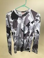 ICEBREAKER Men's100% Merino Wool 200 - LARGE - Camouflage *RARE* - NWOT
