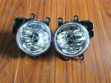 Pair Front Fog Driving Lamp Light Lighting For Toyota Hilux Revo 2015