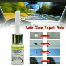 Automotive Glass Nano Repair Fluid -Car Window Glass Crack Chip Repair Tool-Kit.