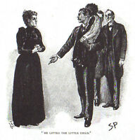 Sherlock Homes Hound of the Baskervilles 1902 Sidney Paget 7x5 Inch Print
