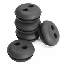 5pcs 2-hole Fuel Gas Tank Grommet Replacement For Stihl Honda Trimmer Lawn Mower