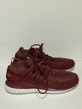 Adidas Original Tubular Nova Primeknit Mystery Red Shoe BB8406, Men's 8.5 D