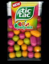 TIC TAC FRUITY MIX 18g FERRERO ITALY 2020 LIMITED EDITION
