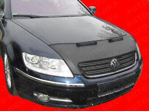CAR HOOD BONNET BRA for Volkswagen VW Phaeton 2001-2010 NOSE FRONT END MASK