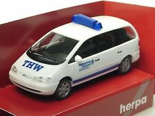 Herpa Ford Galaxy, THW, weiss - 045360 - 1/87