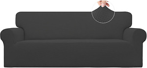 Easy-Going Stretch Sofa Slipcover 1-Piece Couch Sofa Cover Furniture Protector S