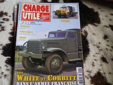 CHARGE UTILE n° 159 de 2006 magazine camion et utilitaires très bon état
