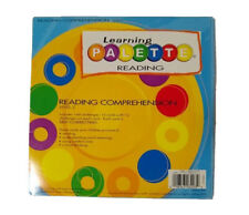 Learning Palette Reading Comprehension Level 1 First Grade Educational