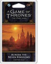 Juego de Tronos LCG 2º ED - Across the Seven REINOS Capítulo Paquete
