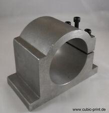 CNC-Fräse HF Spindelaufnahme Spindelhalter Halterung 80mm spindle mount bracket