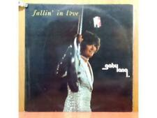 GABY LANG - FALLIN' IN LOVE WITH - LP/VINILO - ESPAÑA - 1979 - (EX/NM - MB/VG)