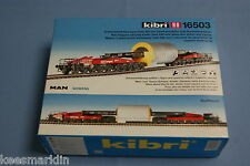 KIBRI 16503 Heavy Duty Rail deepload car DB Cargo Un-build KIT HO