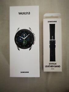 Samsung Galaxy Watch 3 45mm Lte Mystic Silver
