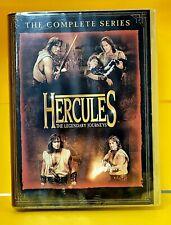 Hercules: The Legendary Journeys.  The Complete Series (DVD, 2018, 25-Disc Set)
