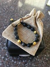 Luxury Gemballa Beaded Bracelet Gold Plated Adjusting Fashion Hot Seller Jewelry