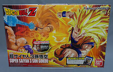 Figure-rise Standard Dragon Ball Z Super Saiyan 3 SSJ3 Son Goku Bandai Japan **