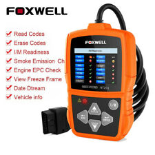 Foxwell NT201 Auto OBDII Code Reader Diagnostic Scanner Tool Engine Light Check