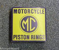 Triumph 650cc Ring Set  +60 Over NEW