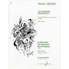 La Valse des Débutants - Percussion (Caisse Claire, Cymbale) et Piano - Degré Dé