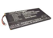 Fit BARNES & NOBLE BNRV400, BNTV400, NOOK HD 7 Tablet Battery (4000 mAh)