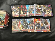 USED GUNDAM Wing Mobile Suit Complete Operations Box 10 DVD Box Set