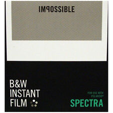 Polaroid Image Spectra Type BLACK & WHITE Instant Film - NEW