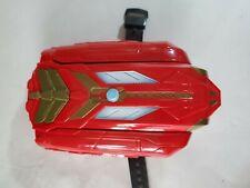 Avengers Iron man Car Wrist Toy Flip Dart Launcher Blaster Spring Launcher