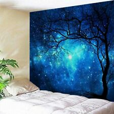 Night Starry Sky Tapestry Wall Hanging Art Patterned Tapestry Bedroom Decorative