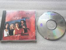 CD-ALBUM-NOFX RIBBED-ONE LATEX CONDOM-BRETT GUREWITZ-PUNK MUSIQUE-1990-13 TRACK_