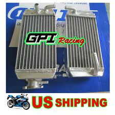 Aluminum Radiator Honda CRF150 CRF150R 2007 2008 2009 2010 2011 2012 2013 13