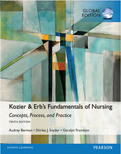 Kozier & Erb's Fundamentals of Nursing, Global Edition by Audrey T Berman and Ch