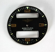 BREITLING Professionale Serie Aerospace (85-95) ETA 998.332 Quadrante AFFARE NOS