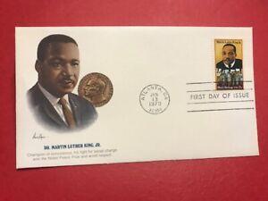 #1771 FDC 1979 Fleetwood M205 Dr Martin Luther King Jr UA Black Heritage