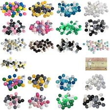 Cotton Ball Lights, 35 or 20 lights. Battery operated, steady/flashing. UK stock