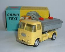 Corgi Toys No. 460, Neville Cement Tipper Body on ERF Chassis, - Superb Mint.