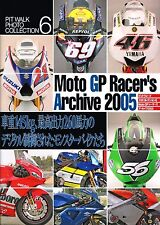 Moto GP Racer's Archive 2005 Photo Collection Book