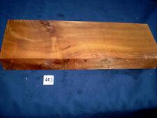 Ulme  Brett  Holzarbeiten  460 x 150 x 53 mm  Nr. 603