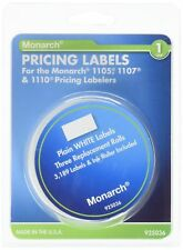 Avery Monarch Model 1105/1110 Pricemarker Labels (Mnk925036)