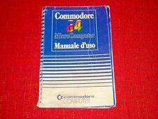 Commodore 64 Manuale d'uso