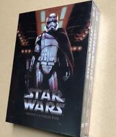 Star Wars Saga Movie Episodes 1-8 Complete DVD Set Collection (14-Disc Set)