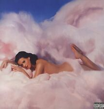 """Katy Perry """"Teenage Dream"""" Re Issue Double Vinyl LP """"Firework"""" (New & Sealed)"""