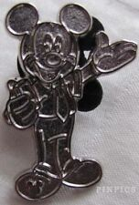 Disney Pin: WDW Hidden Mickey Disney's Pin Traders Icons - Mickey Mouse CHASER