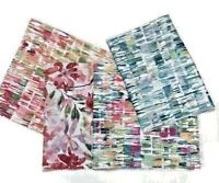 Covington Home Decor Fabric Squares 26 x 26 Lot of 4 Upholstery Crafts Dryden