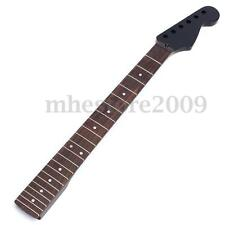 New Electric Guitar Neck for ST Parts Replacement 22 Fret Maple Rosewood