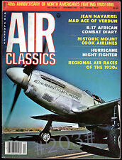 Air Classics Magazine December 1980  PARKS P-2A Biplane - MOUNT COOK Airlines