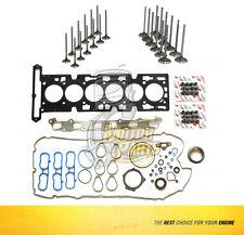 Head Set Intake & Exhaust valve Fits GM 4.2 L Vortec #HGV035