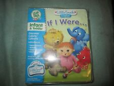 """LEAP FROG BABY LITTLE TOUCH """"IF I WERE... """" BOOK & CARTRIDGE DISCOVER COLORS W@W"""