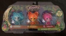 New Glimmies Magically lights up to collect! Set of 3. Age 3+